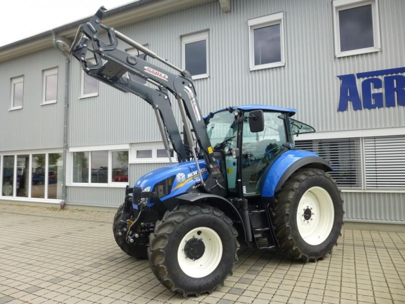 New Holland T 5.115 ElectroCommand